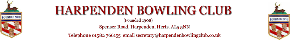 Harpenden Bowling Club